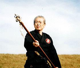 Sensei Masaaki Hatsumi - About Hatsumi - Bujinkan Aryu Dojo