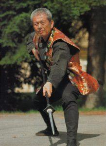 Sensei Masaaki Hatsumi